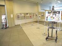 I LOVE SAITAMAプロデュースみんなのえがおポスター展Re:みんなの笑顔が似合う街