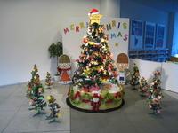 みんなでつくるキラキラ★クリスマスツリー